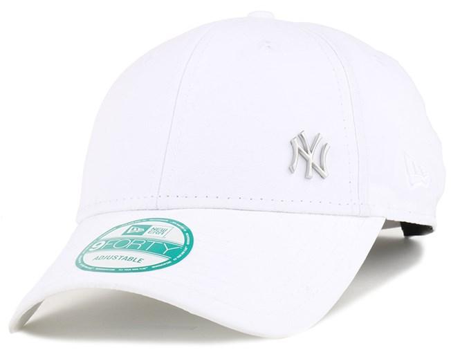 dacd73299 NY Yankees Flawless White 940 Adjustable - New Era caps | Hatstore.co.uk