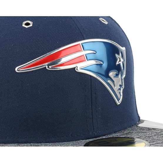 3672277e491caa New England Patriots NFL Draft 2016 On Stage 59Fifty - New Era caps |  Hatstore.co.uk