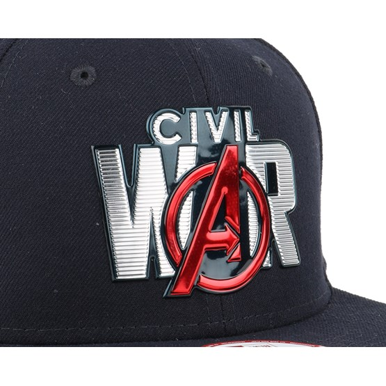 Civilwar Liquid Chrome 9Fifty Snapback - New Era caps  f282de37b8c1