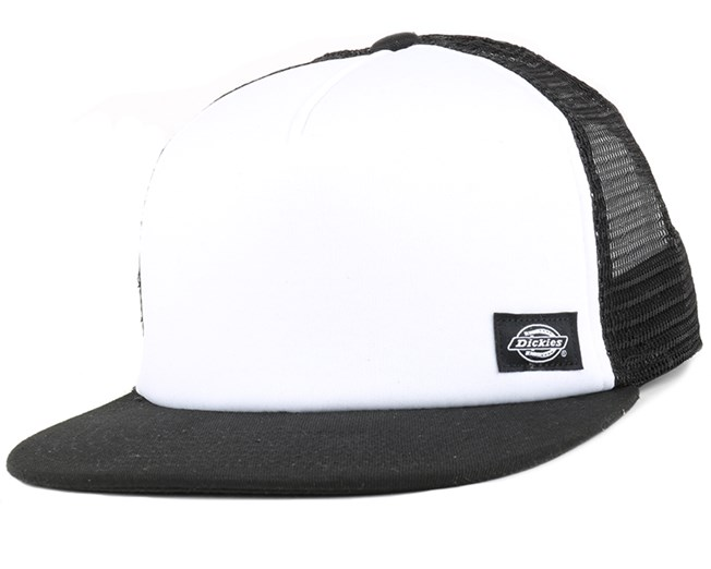 Fort Jones Black Trucker - Dickies caps  19bc3fb230ef