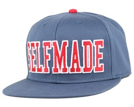 Selfmade Navy Strapback - Galagowear