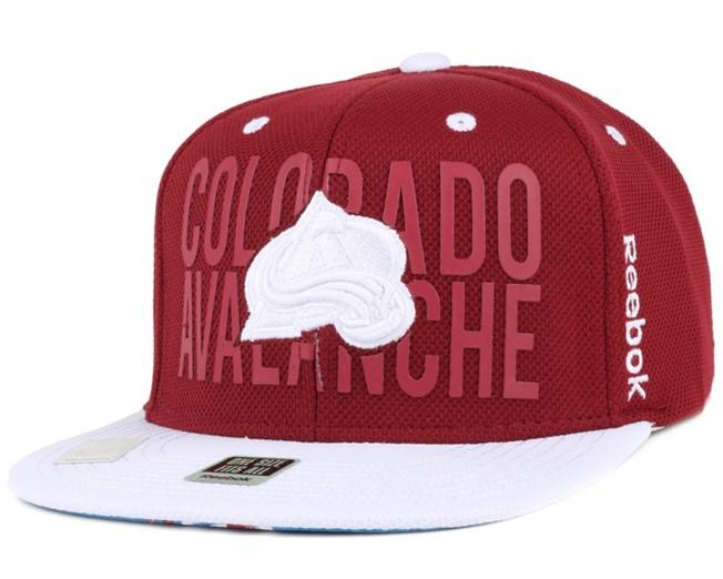 Colorado Avalanche High D Snapback - Reebok caps  e6dc1fca50c