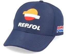 Repsol Teamwear Navy Adjustable - Moto GP