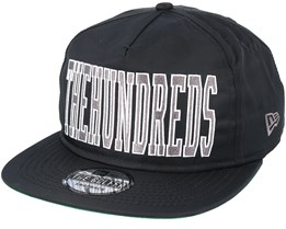 Law Black Snapback - The Hundreds