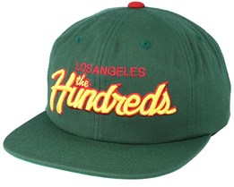 Team Two Forest Snapback - The Hundreds