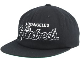 Team Two Black Snapback - The Hundreds