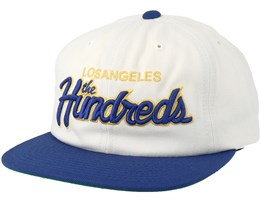 Team Two White Snapback - The Hundreds