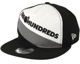 Locust Black Snapback - The Hundreds