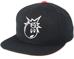 Vent Black Snapback - The Hundreds