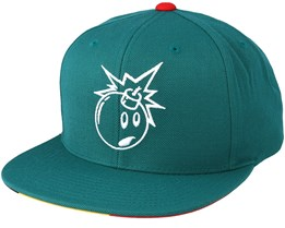 Vent Emerald Snapback - The Hundreds