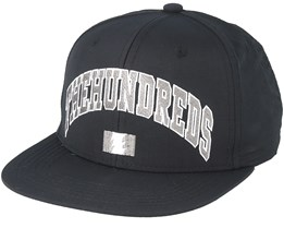 Accent Black Snapback - The Hundreds
