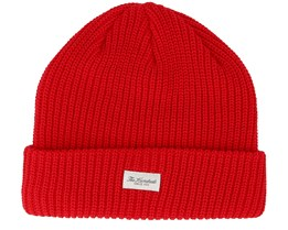 Crisp 2 Red Beanie - The Hundreds