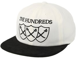 Trip White Snapback - The Hundreds