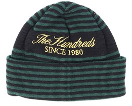 Preasure Green/Black Beanie - The Hundreds