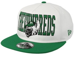 Elysian White Snapback - The Hundreds