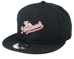 Active 2920 Black Snapback - The Hundreds