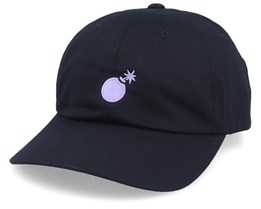 Bomb Black/Purple Adjustable - The Hundreds