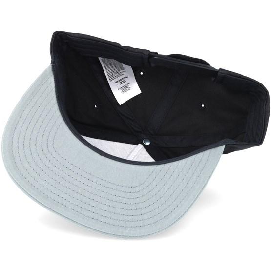 1108279e67ede Side Stripe Black Snapback - Vans caps - Hatstoreworld.com