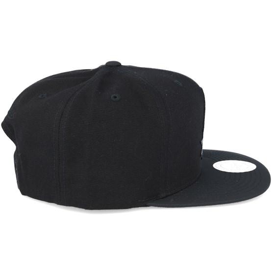 San Antonio Spurs Serve Black Snapback - Mitchell   Ness - Hatstore.es 524dcdddcf8