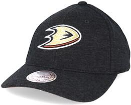 Anaheim Ducks Sweat Grey Adjustable - Mitchell & Ness
