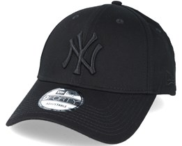 New York Yankees MLB League Ess Black 9forty Adjustable - New Era