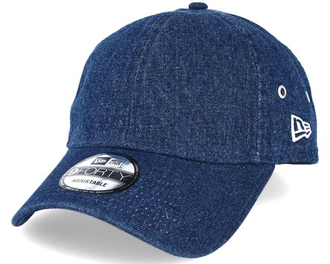 8365cefe4e7 Washed Denim Jeans Blue 9forty Adjustable - New Era caps ...