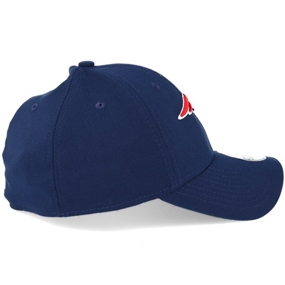 1ba4505ab2580 New England Patriots NFL Team Essential Stretch Blue 39thirty Flexfit - New  Era caps - Hatstoreworld.com