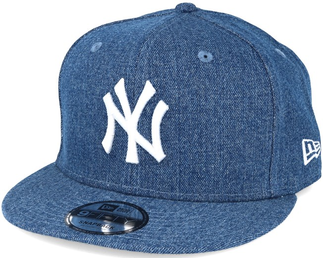 068eee9d918 New York Yankees Denim Essential Jeans Royal 9fifty Snapback - New ...