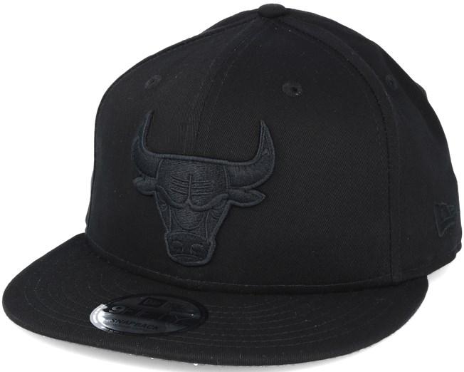 Chicago Bulls NBA Bob Black 9fifty Snapback - New Era caps ... 3916e6721576