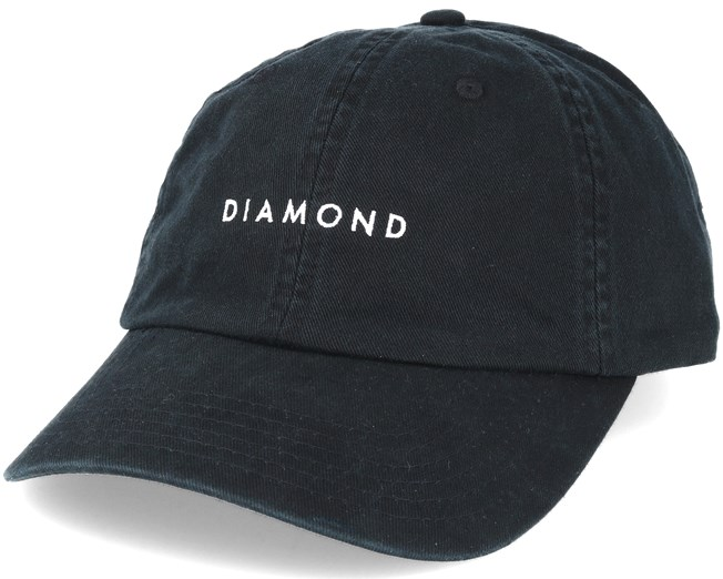 b86fdc5d0d2 Leeway Black Sports - Diamond caps - Hatstoreworld.com