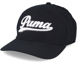 Script Fitted Black Flexfit - Puma