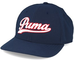 Script Fitted Navy Flexfit - Puma