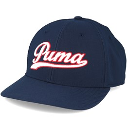 sneakers for cheap 77f84 44ee4 Tour Driver Red Flat Cap - Puma Cobra caps   Hatstore.co.uk