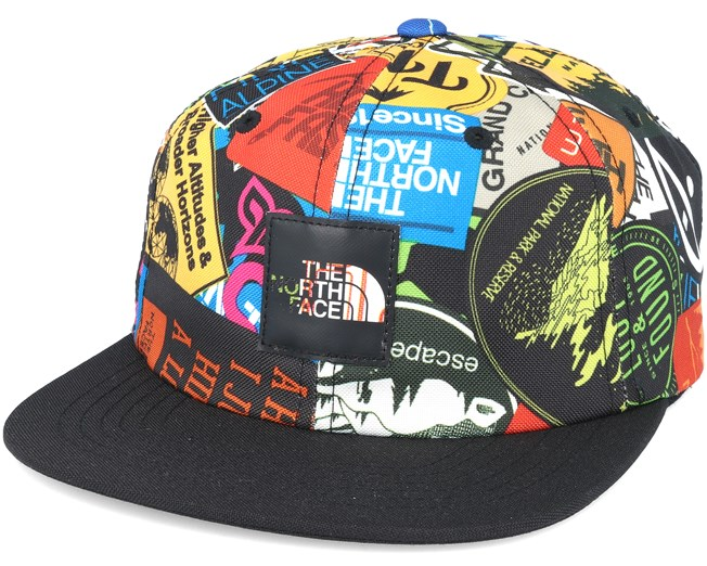 Kids Youth Party Back Snapback - The North Face caps - Hatstoreworld.com a73fa2653a3