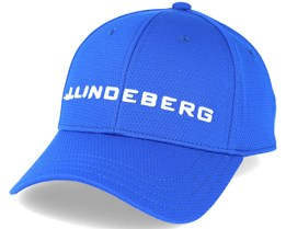 Aiden Pro Poly Strong Blue Adjustable - J.Lindeberg