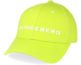 Aiden Pro Poly Lime Adjustable - J.Lindeberg