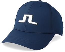 Angus Tech Stretch JL Navy Adjustable - J.Lindeberg