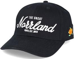 Great Norrland Hooked Black Adjustable - Sqrtn