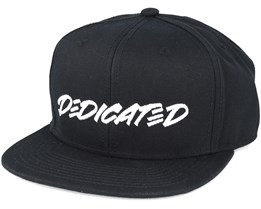 Marker Black Snapback - Dedicated