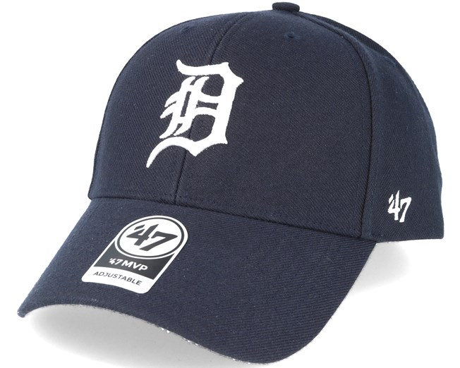 huge discount abf2f 0f91e Detroit Tigers 47 MVP Navy Adjustable - 47 Brand