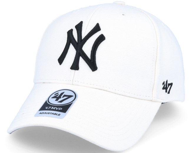 2682faf74b3 New York Yankees MVP White Adjustable - 47 Brand caps ...
