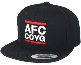 AFC Black Snapback - Forza