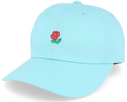 Rose Hat Soft Blue Adjustable - The Hundreds