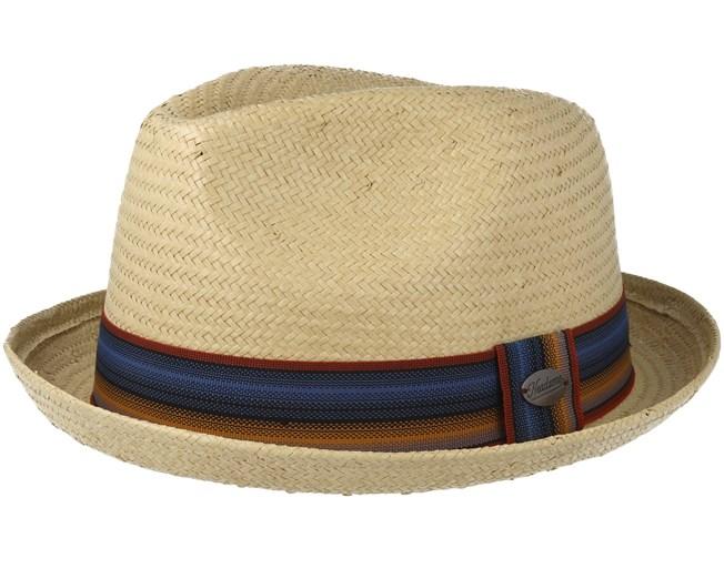 c961fb363c4d1 Alberto Fade Straw hat - Headzone hats