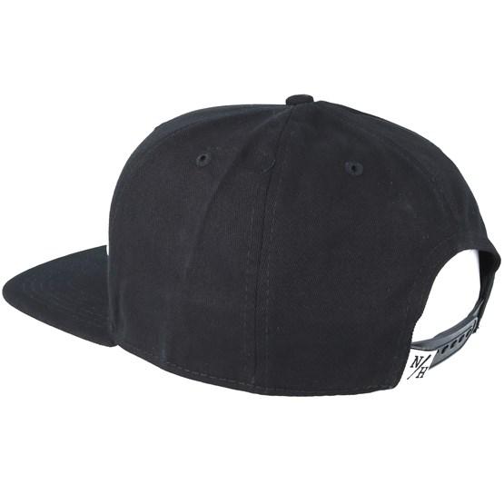 Classic Gear Co Black Snapback - Northern Hooligans