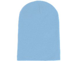 Long Beanie Sky Blue - Beanie Basic