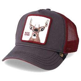 Be Reckless Black Trucker - Goorin Bros. cap - Hatstore.co.in 12c733104e0d