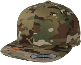 Multicam Snapback - Yupoong
