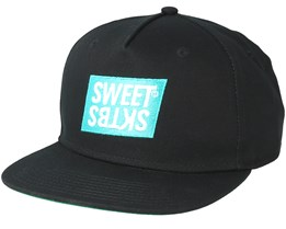 Official Black/Teal Snapback - Sweet