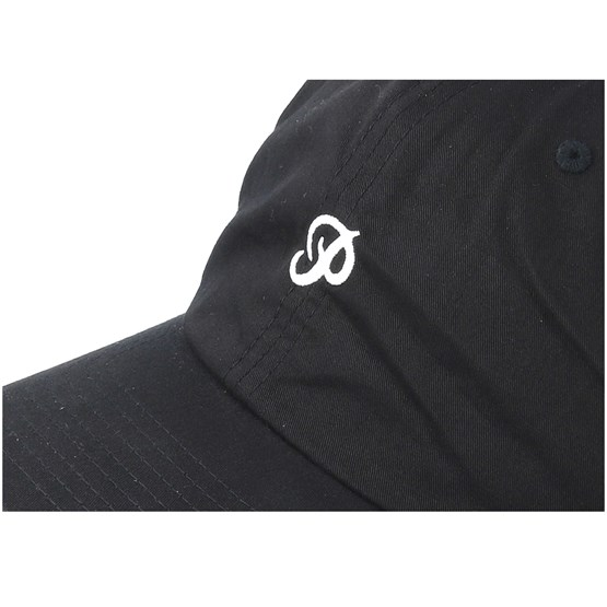 Mini Classic P Dad Hat Black Adjustable - Primitive Apparel caps -  Hatstoreaustralia.com 81482804e43